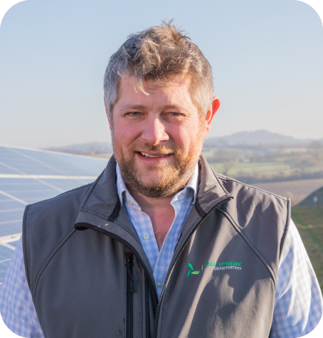 Charlie Ward, Head of PPA's at New Stream Renewables